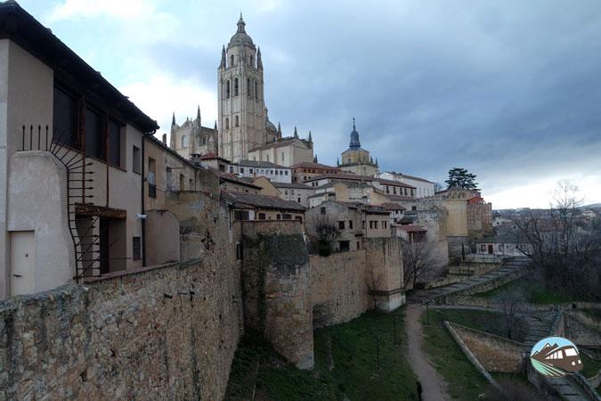 Mirador del Museo de Segovia