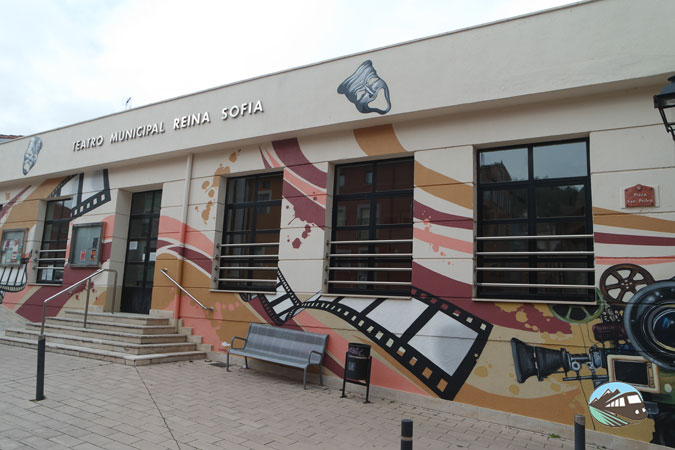 Teatro Reina Sofía - Belorado