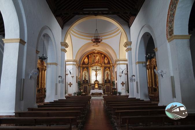 Iglesia de San Antonio de Padua - Frigiliana
