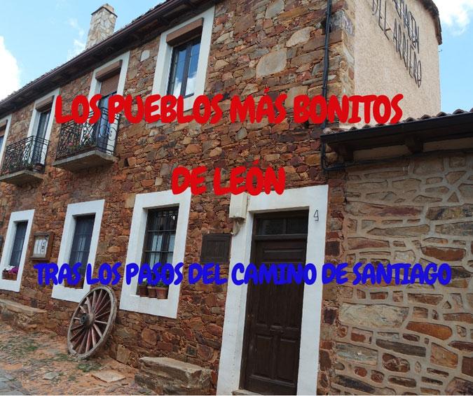 Pueblos Bonitos de León – Portada