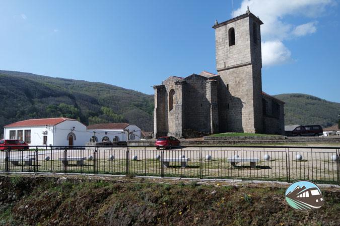 Iglesia de Montemayor del Río