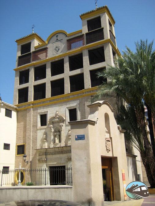 Monasterio de Santa Clara La Real - Murcia