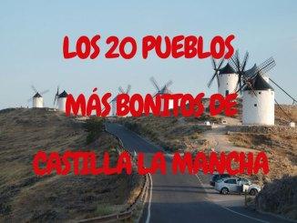 Pueblos bonitos de Castilla La Mancha