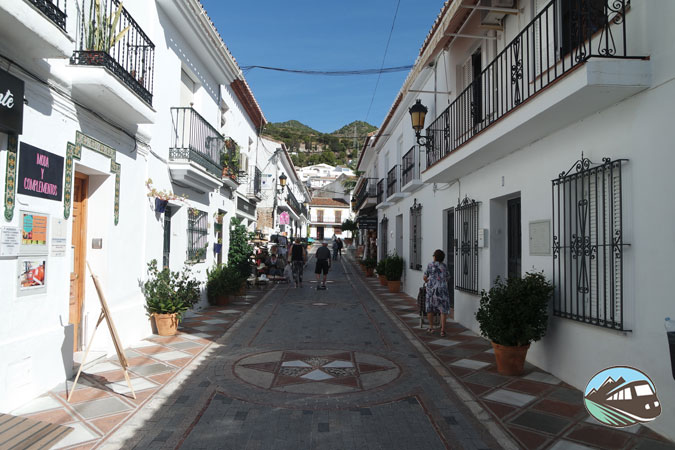 Calles de Benalmádena