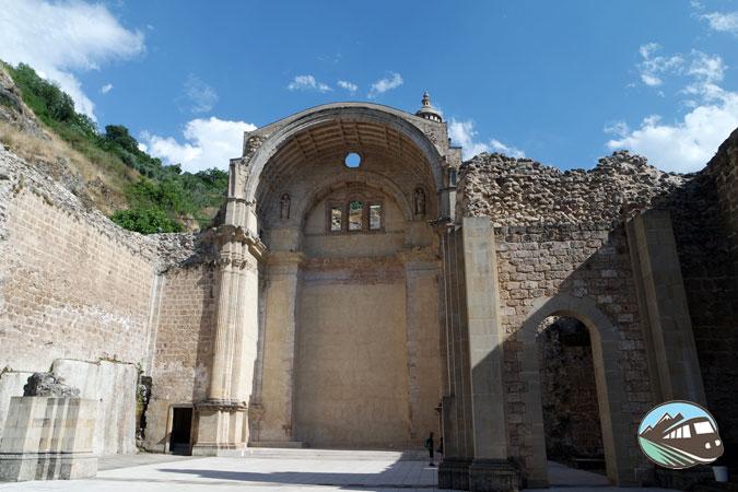 Ruinas de la Iglesia Santa María - Cazorla