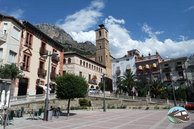Plaza de la Constitución - Cazorla
