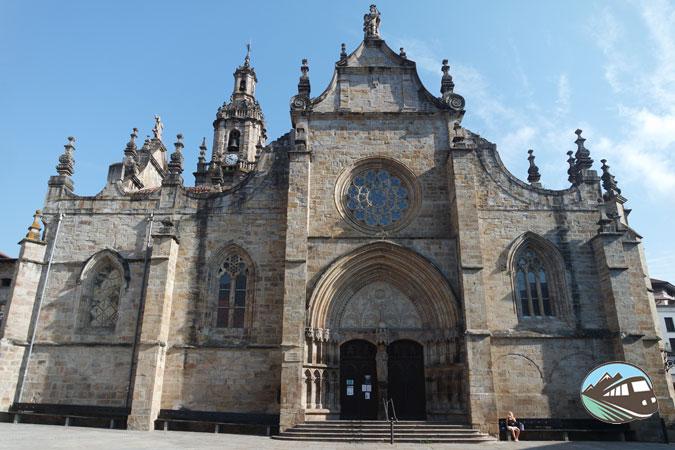 Iglesia de San Severino - Balmaseda