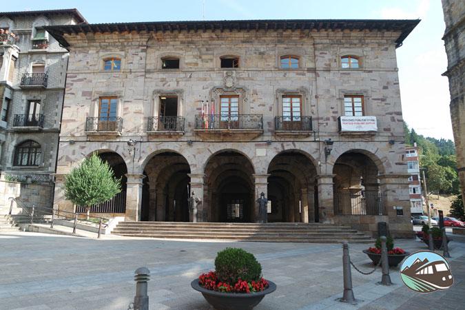 Ayuntamiento – Balmaseda