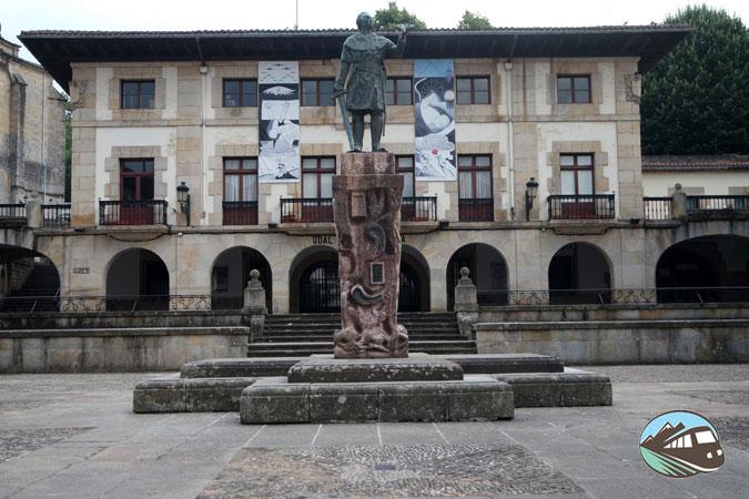 Plaza de los Fueros - Gernika-Lumo
