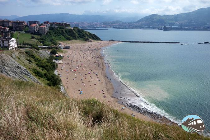 Playa de Arrigunaga – Getxo