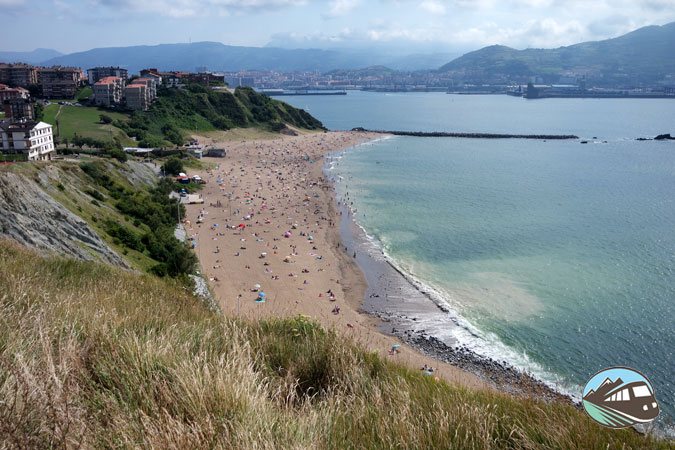 Playa de Arrigunaga - Getxo