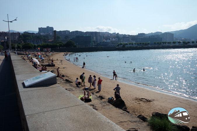 Playa de Areeta - Getxo