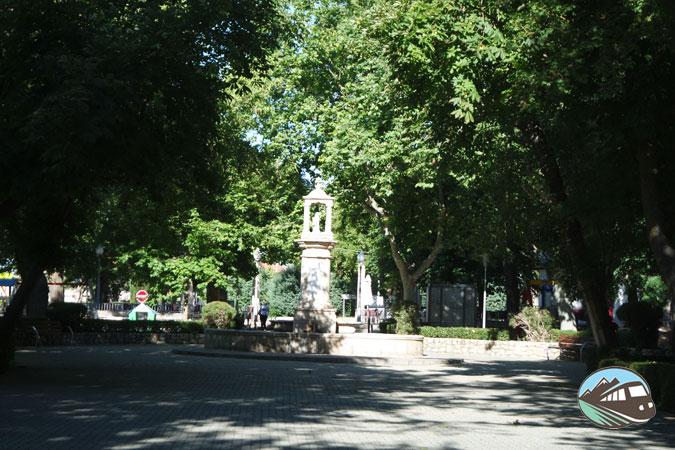 Parque de Osuna - Medina de Rioseco