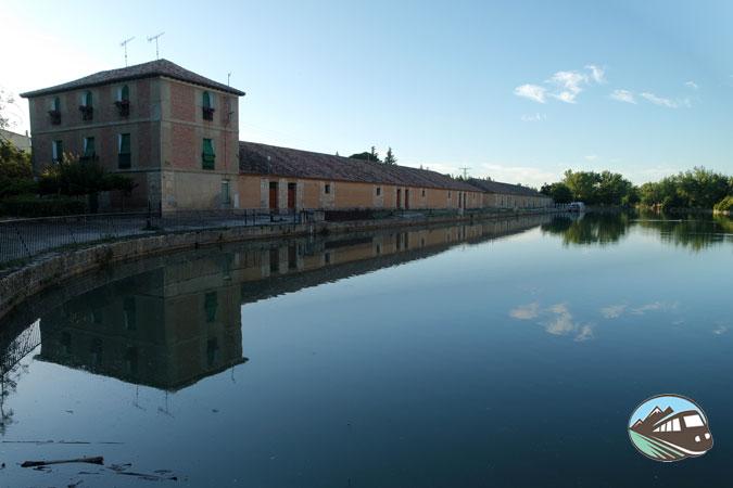 El Canal de Castilla - Medina de Rioseco