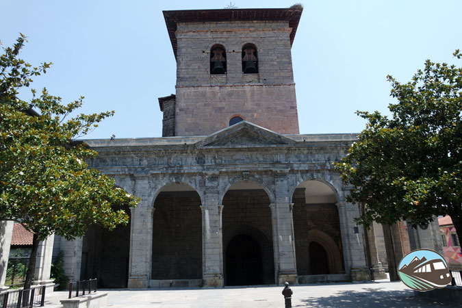 Iglesia de Santa María de la Asunción - Orduña