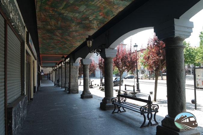 Plaza de los Fueros - Orduña