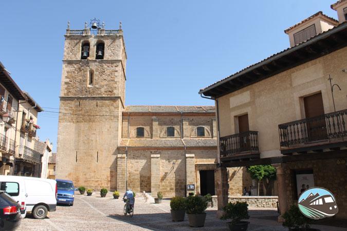 Iglesia de Nuestra Señora del Manto - Riaza