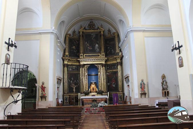 Iglesia de Nuestra Señora del Manto – Riaza