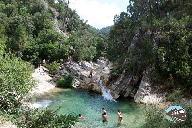 Ruta del rio Borosa - Sierra de Cazorla