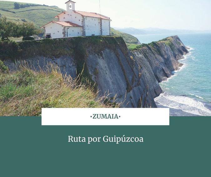 Zumaia – Portada