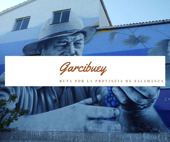 Garcibuey – Portada
