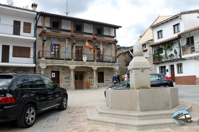 Plaza Mayor – Piedralaves
