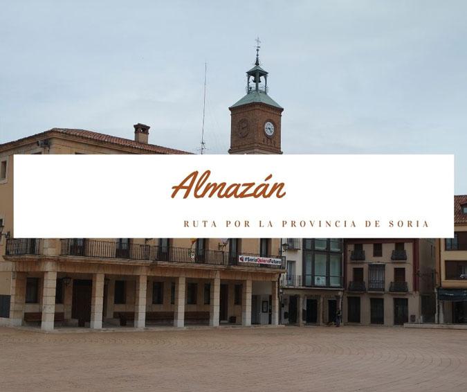 Almazán – Portada