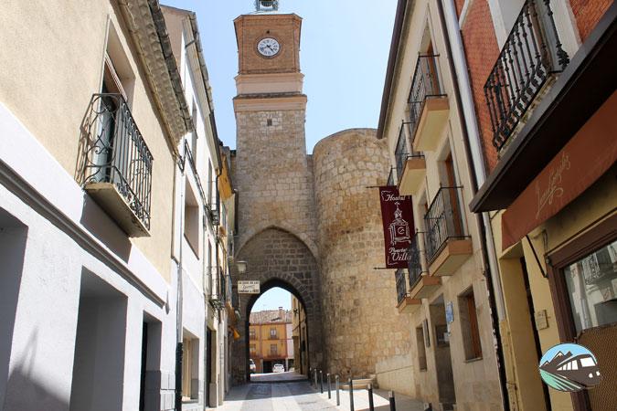 Puerta de la Villa - Almazán