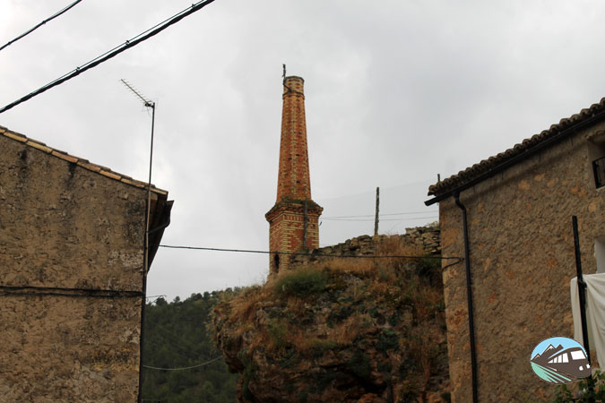 Chimenea - Chaorna