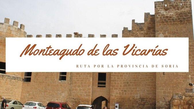 Monteagudo de las Vicarías