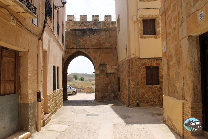 Puerta de la Villa - Monteagudo de las Vicarías