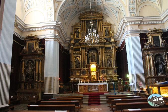 Convento de las Concepcionistas Franciscanas - Ágreda