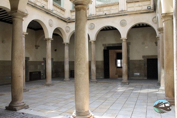 Palacio de los Castejones - Ágreda