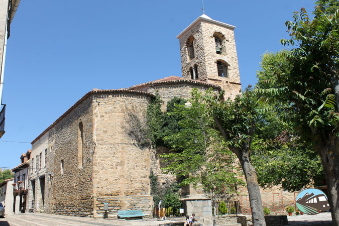 Iglesia de San Lorenzo – Yanguas