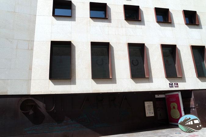 Museo de la Guitarra Española Antonio Torres – Almería
