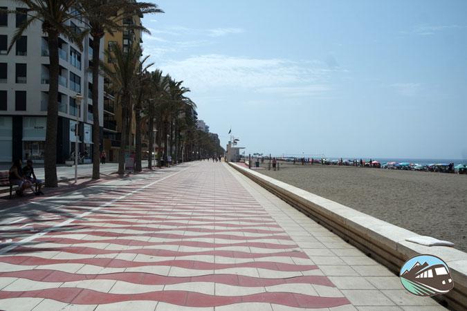 Paseo Marítimo - Almería