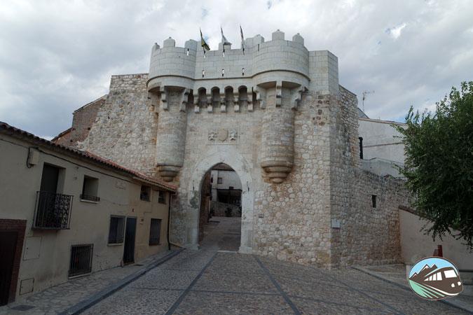 Puerta de Santa María - Hita