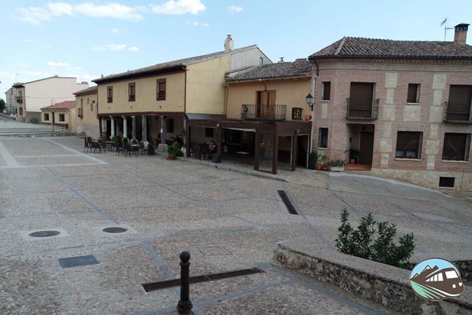 Plaza Mayor - Hita