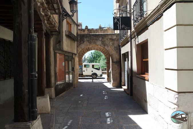 Arco de la Villa - San Esteban de Gormaz