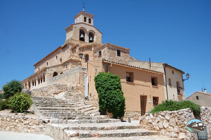 Iglesia de la Virgen del Rivero – San Esteban de Gormaz