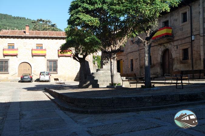 Plazuela de la Picota - Vinuesa