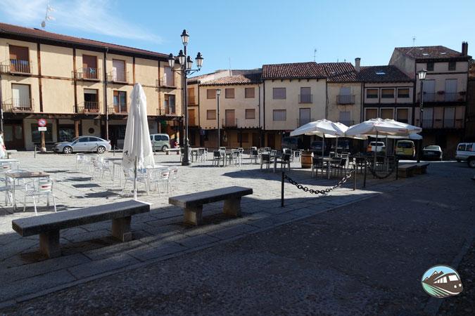 Plaza Mayor - Berlanga de Duero