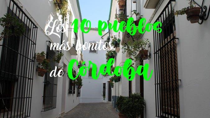 Pueblos de Córdoba