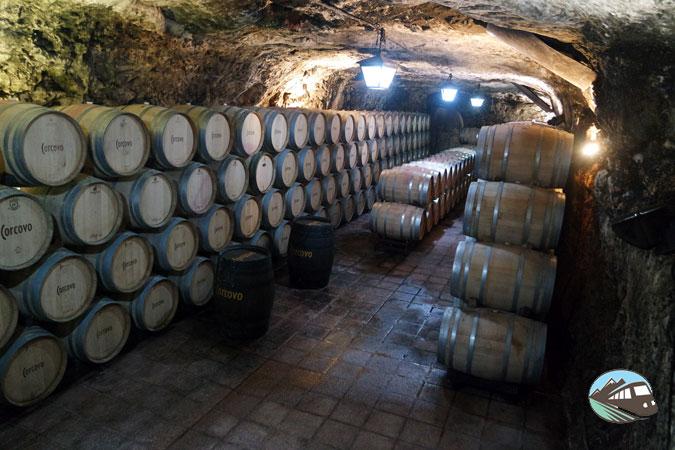 Bodegas J.A. Megía e hijos - Ruta del Vino de Valdepeñas