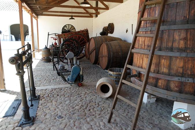Museo del Vino - Ruta del Vino de Valdepeñas