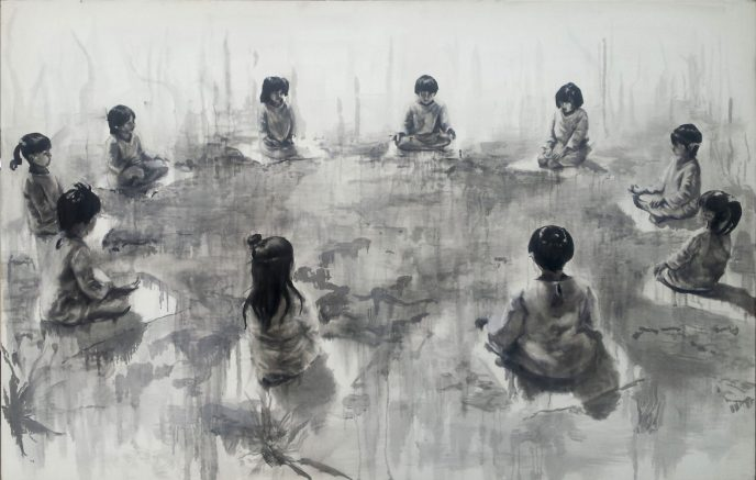 Image of 10 painting by Ruta Matuleviciute