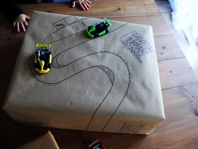 Empaquetar regalos2