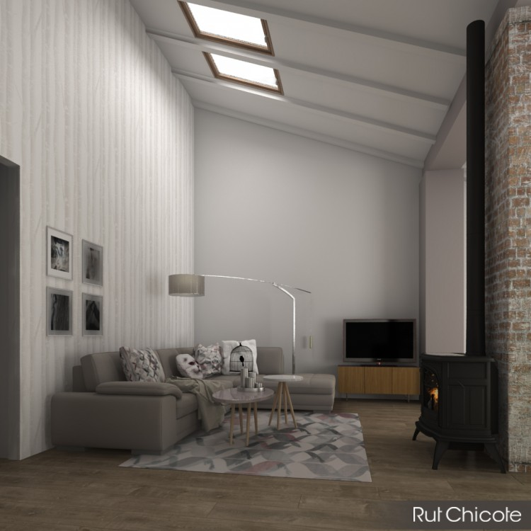 Diseño-de-interior-de-salón