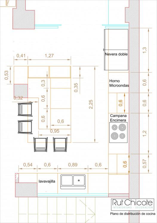 Plano-de-distribución-de-cocina