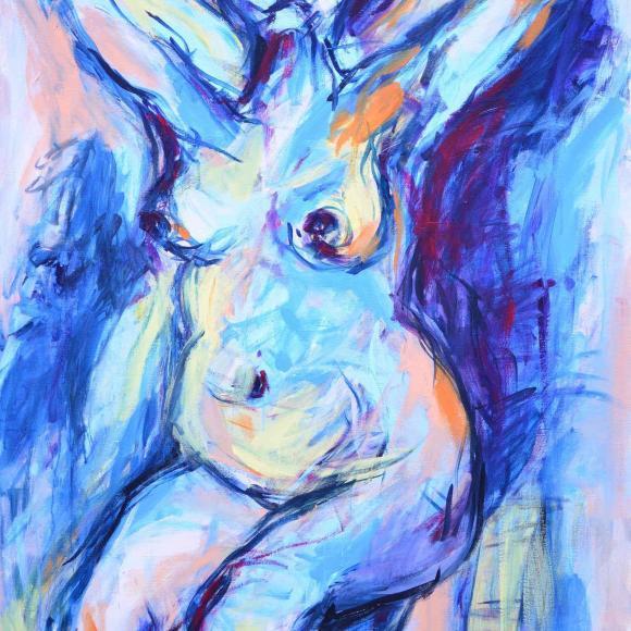 N9 -100 x 140 (2013) - François Felten - Ruth Gallery - Galerie d'Art Luxembourg - Art Gallery Luxembourg